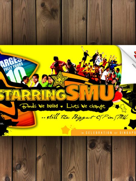 Print // Banners // StarringSMU'2010 // Primary Event Banner 2010