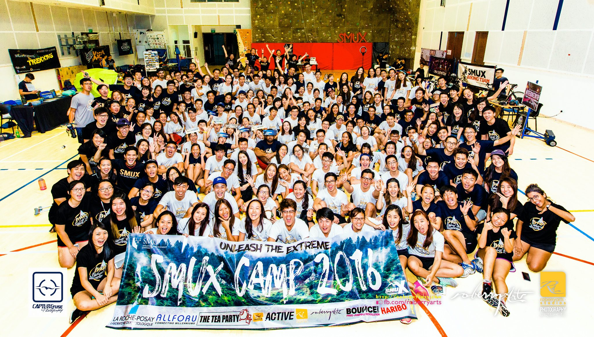 Camps // SMUX Camp 2016 – Unleash The Extreme