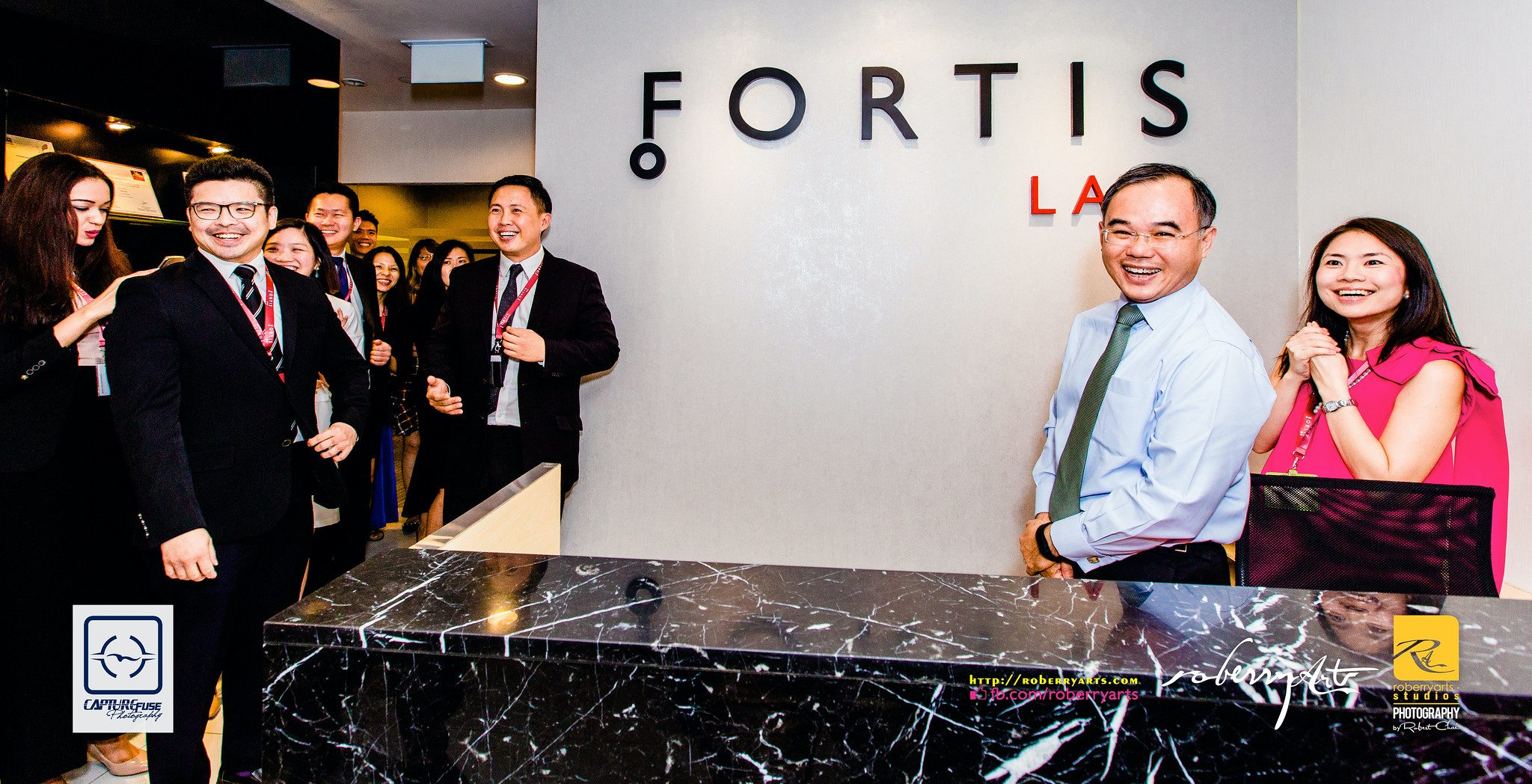 Corporate // Fortis Law Corporation Launch Event May 2016