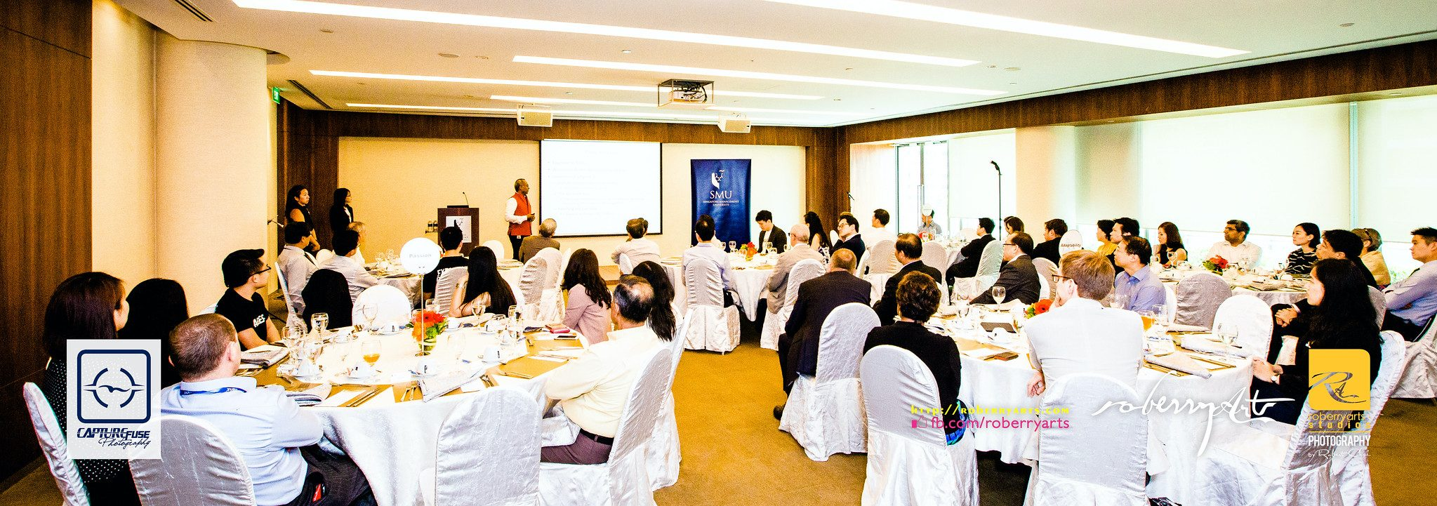 Corporate // Inaugural SMU Areas Of Excellence Roundtable Mar 2016