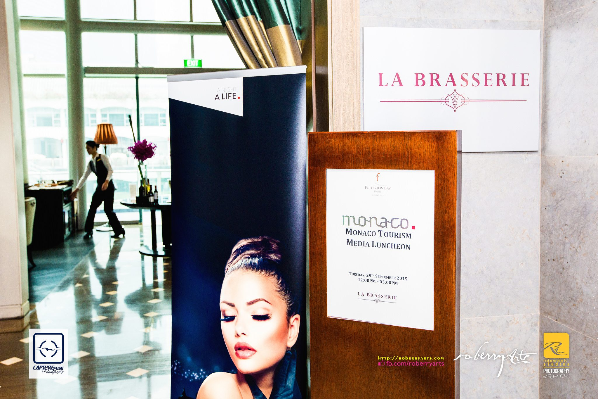 Corporate // Monaco Tourism Media Luncheon Sep 2015 – Highlights