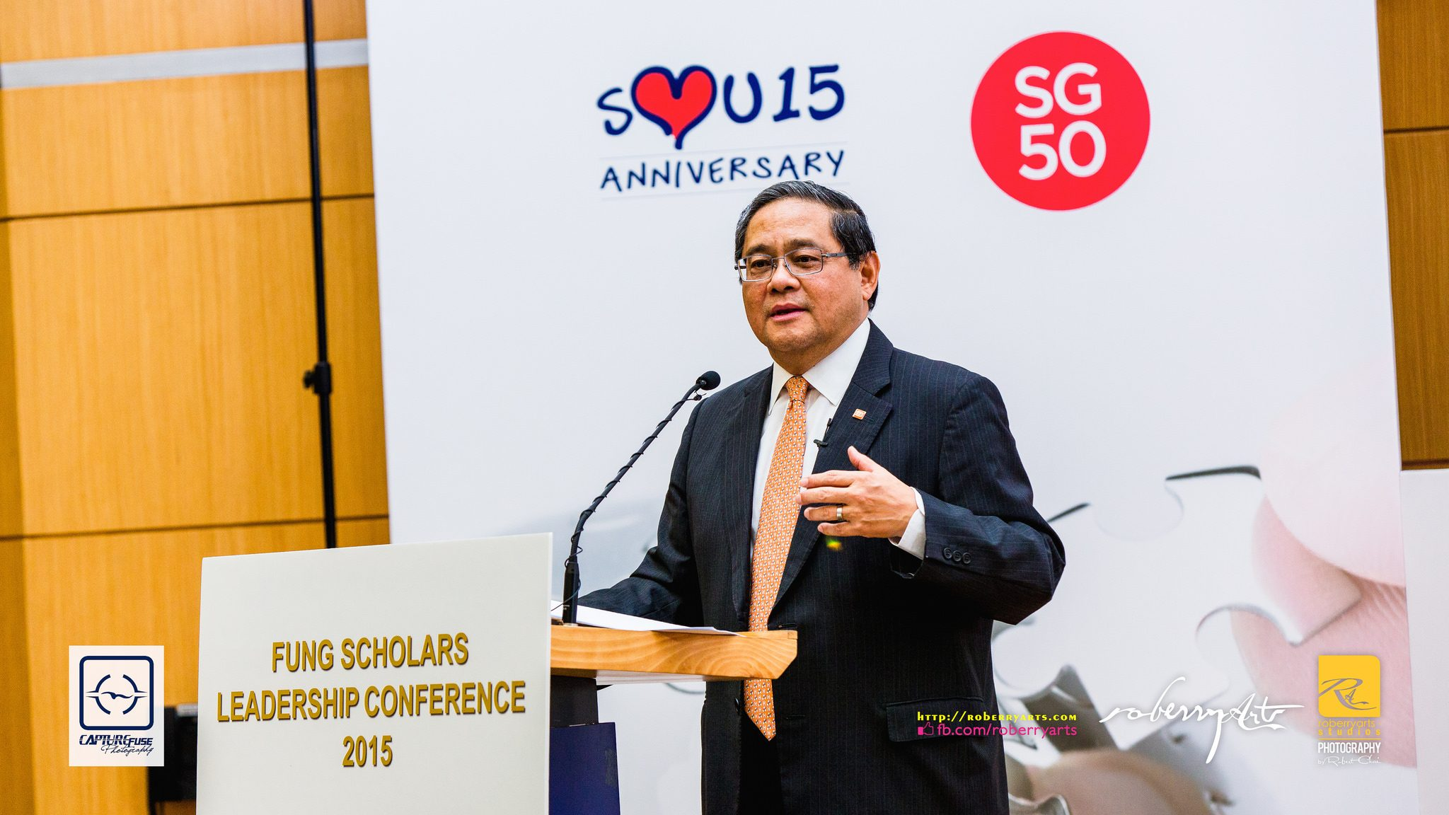 Corporate // SMUOAA – Fung Scholars Leadership Conference 2015 – Highlights