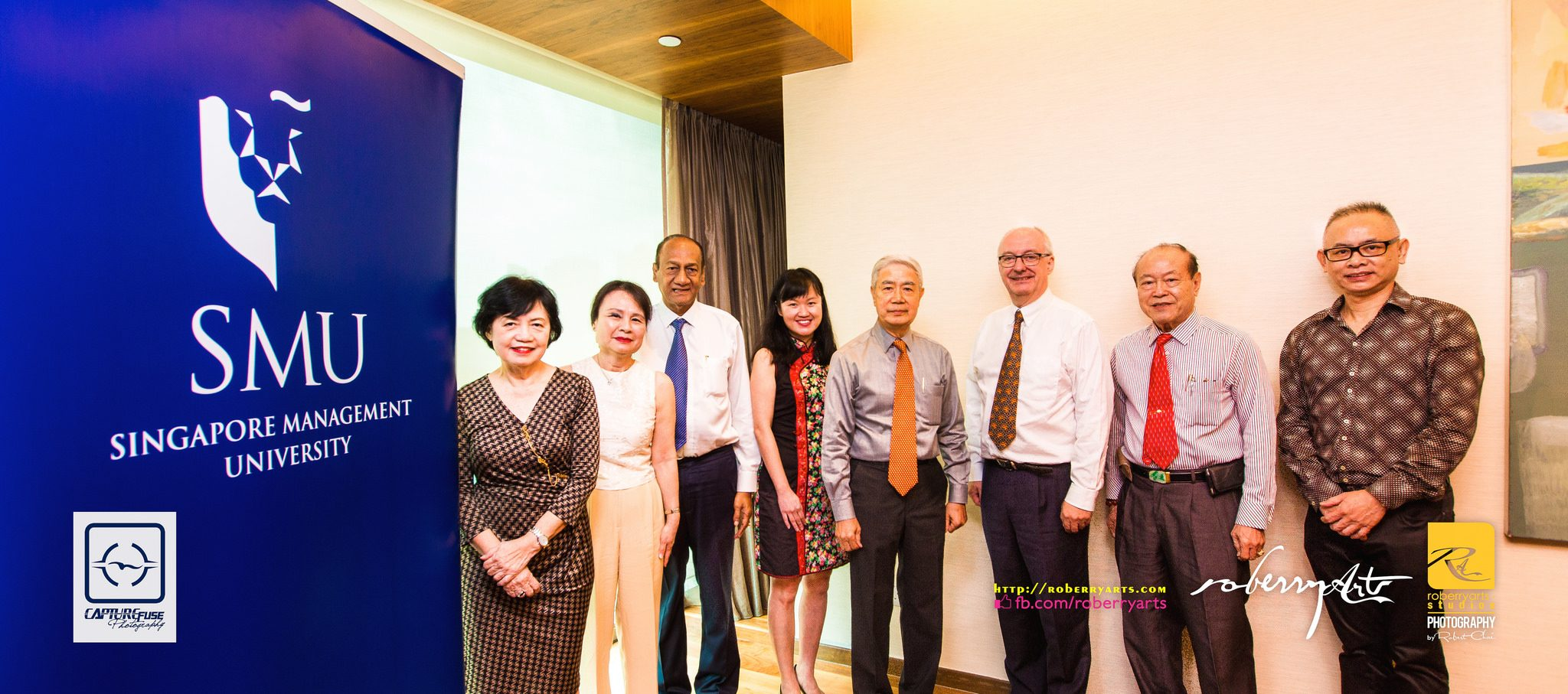 Corporate // SMUOAA – HSB Appreciation Lunch 2015 – Highlights