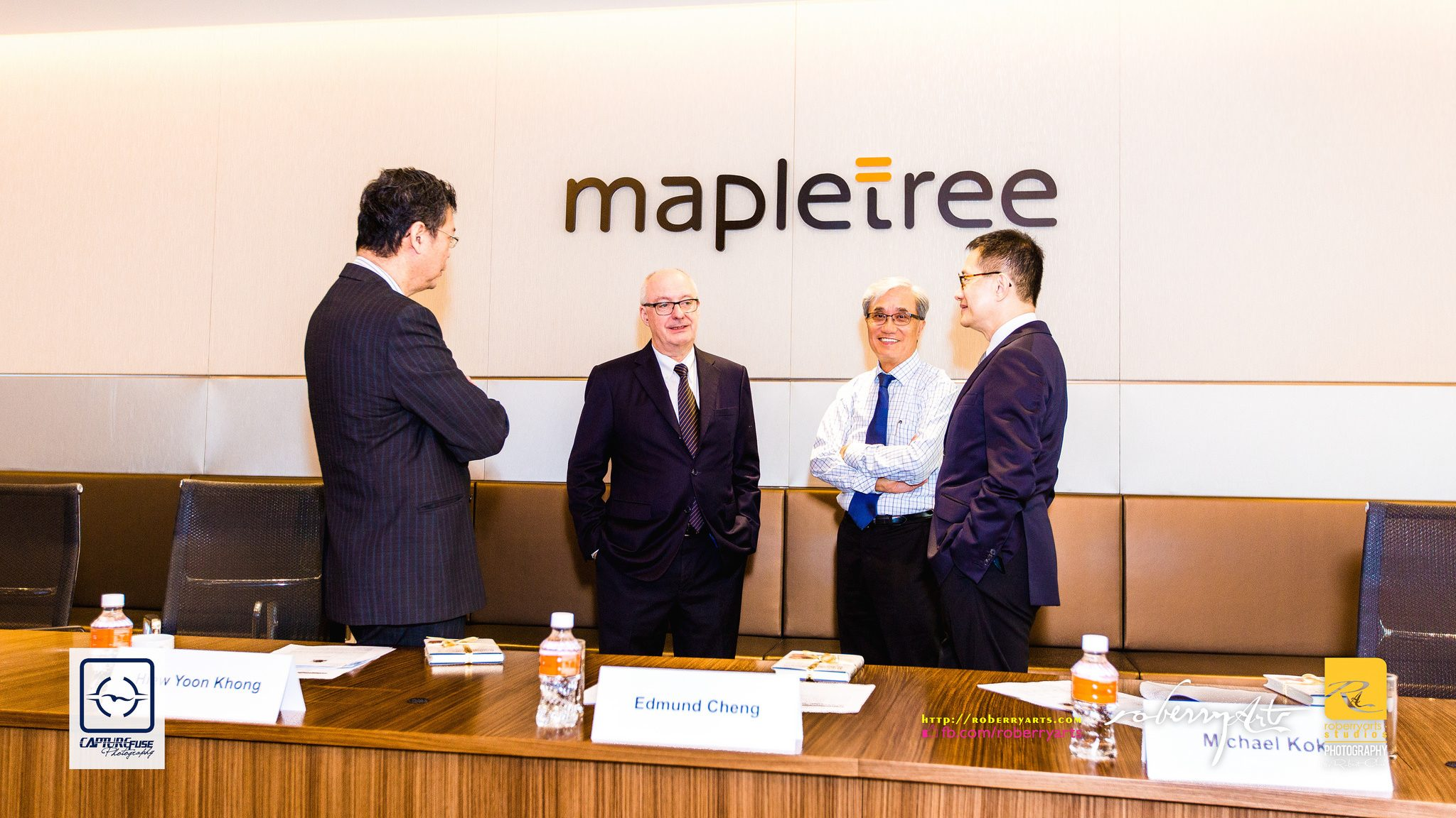 Corporate // SMUOAA – MapleTree Appreciation Event 2015 – Highlights