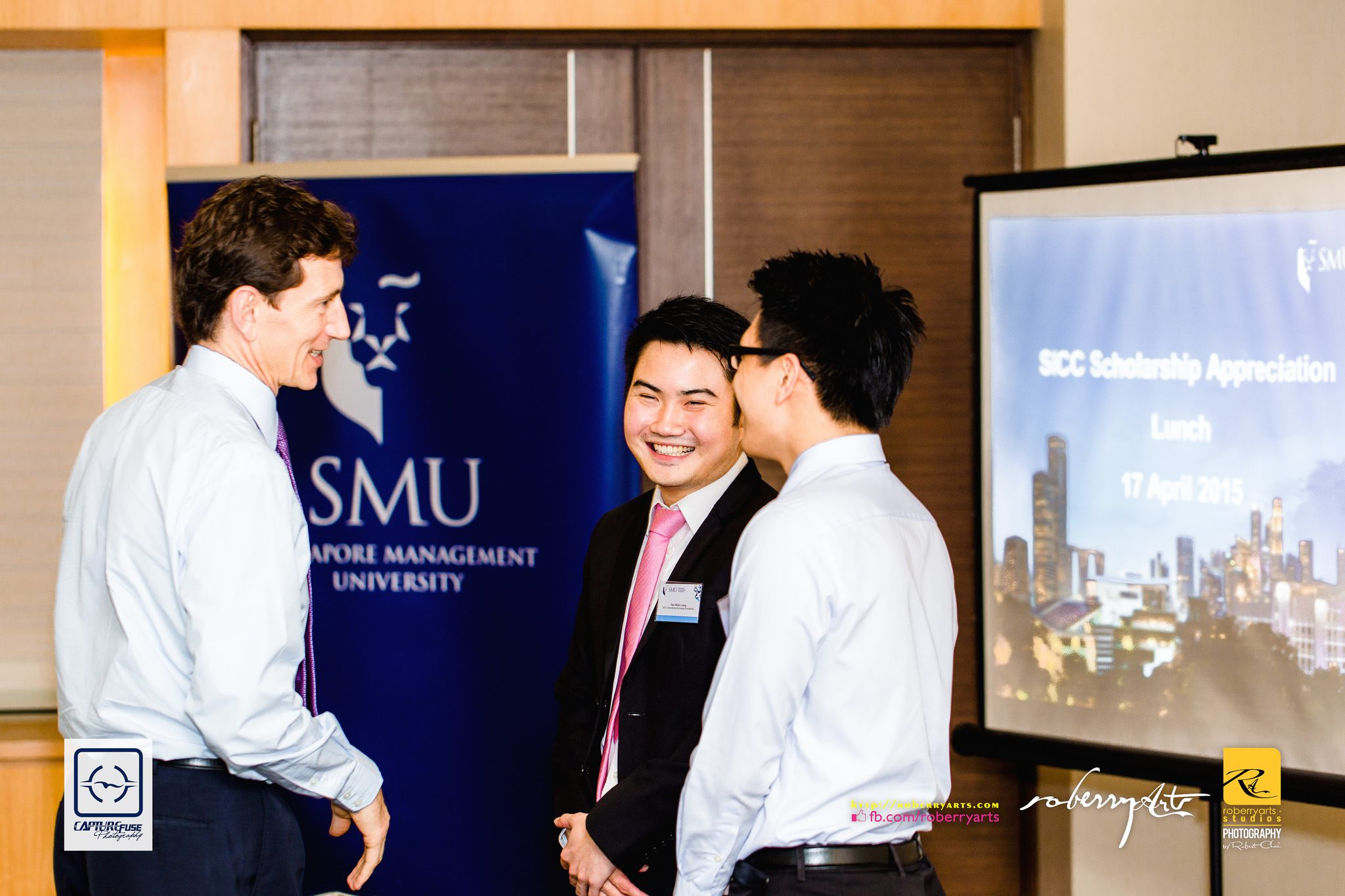 Corporate // SMUOAA – SICC International Exchange Scholarship Donor Appreciation Lunch 2015 – Highlights