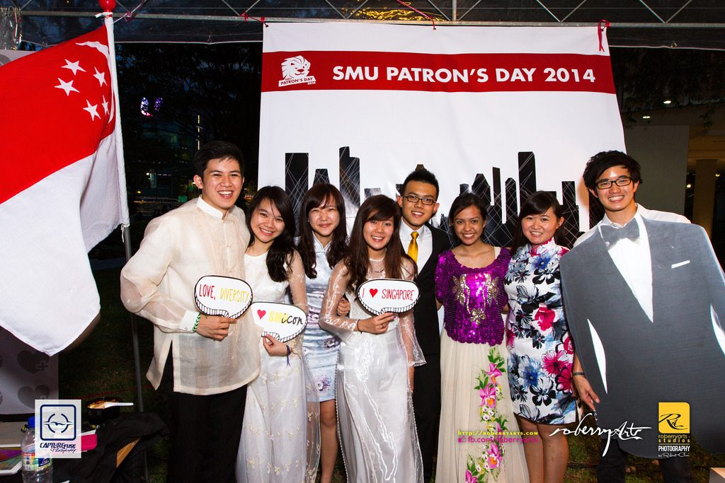 Events // SMU Patron's Day 2014