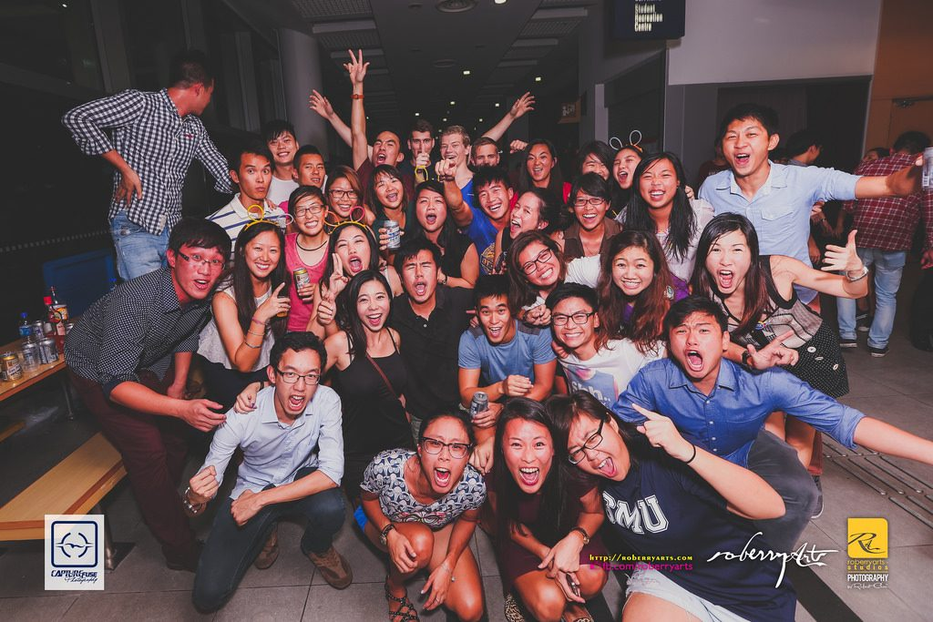 Parties // SMU Starry Night XIX – TGIFM – The Fun Goes On!