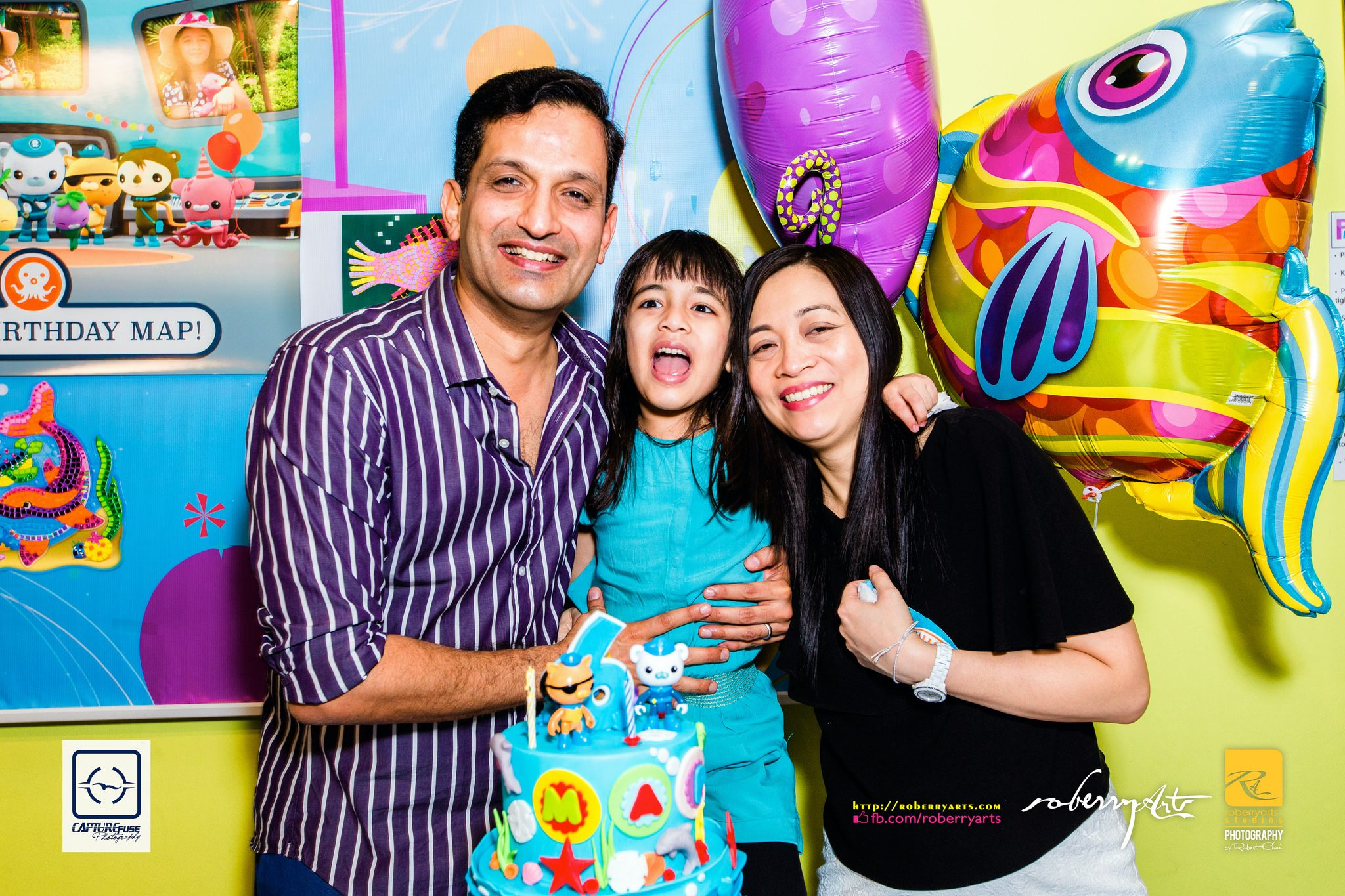Parties // Map's 6th Birthday Celebration Oct 2016 – Highlights
