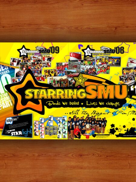 Print // Banners // StarringSMU'2010 // Finale Collage Banner 2010