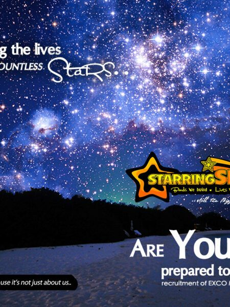 Digital // Emailers // StarringSMU'10 // New EXCO'11 Recruitment Emailer 2010