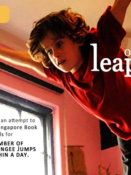 Print // Posters // The Bucketlist Club // Leap Of Dreams 2011 Promotional Poster